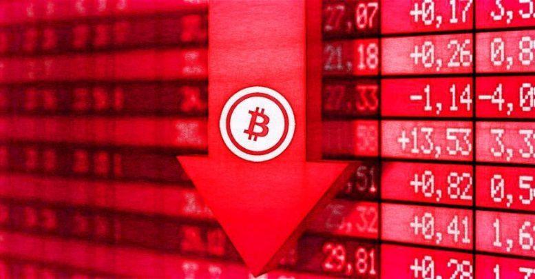 Bitcoin en los infiernos continúa en baja en medio del desinterés general - Bitcoin en los infiernos: continúa en baja en medio del desinterés general
