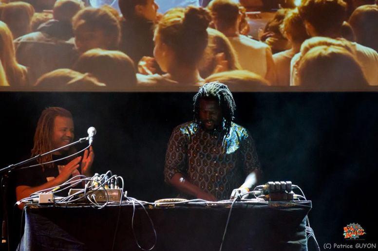 Manu Wanjdi et Blade / © Patrice Guyon