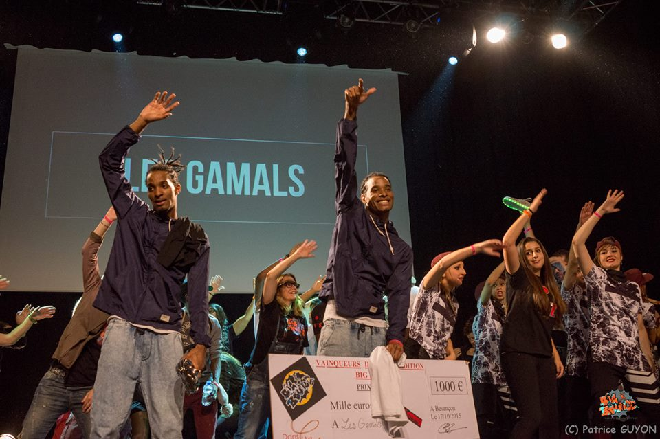 Les Gamals, crew gagnant / © Patrice Guyon