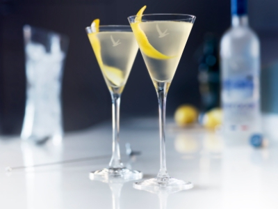 GREY GOOSE - Cocktail Dry Martini BD