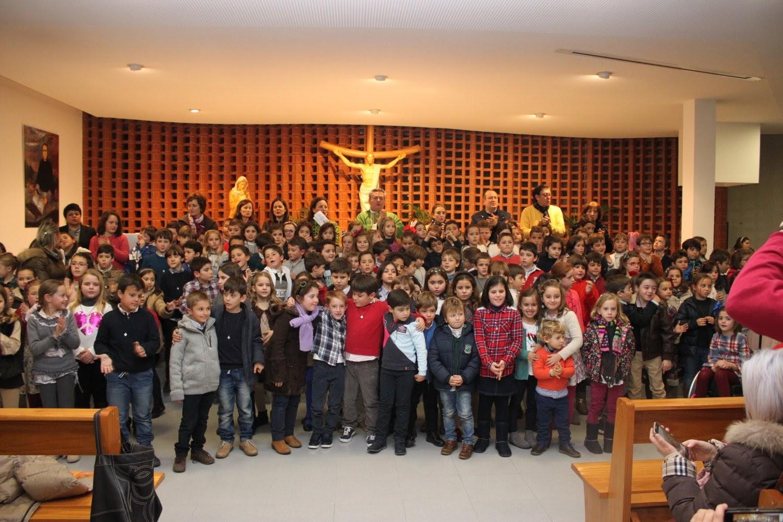 Celebración de la Entrega de la Cruz