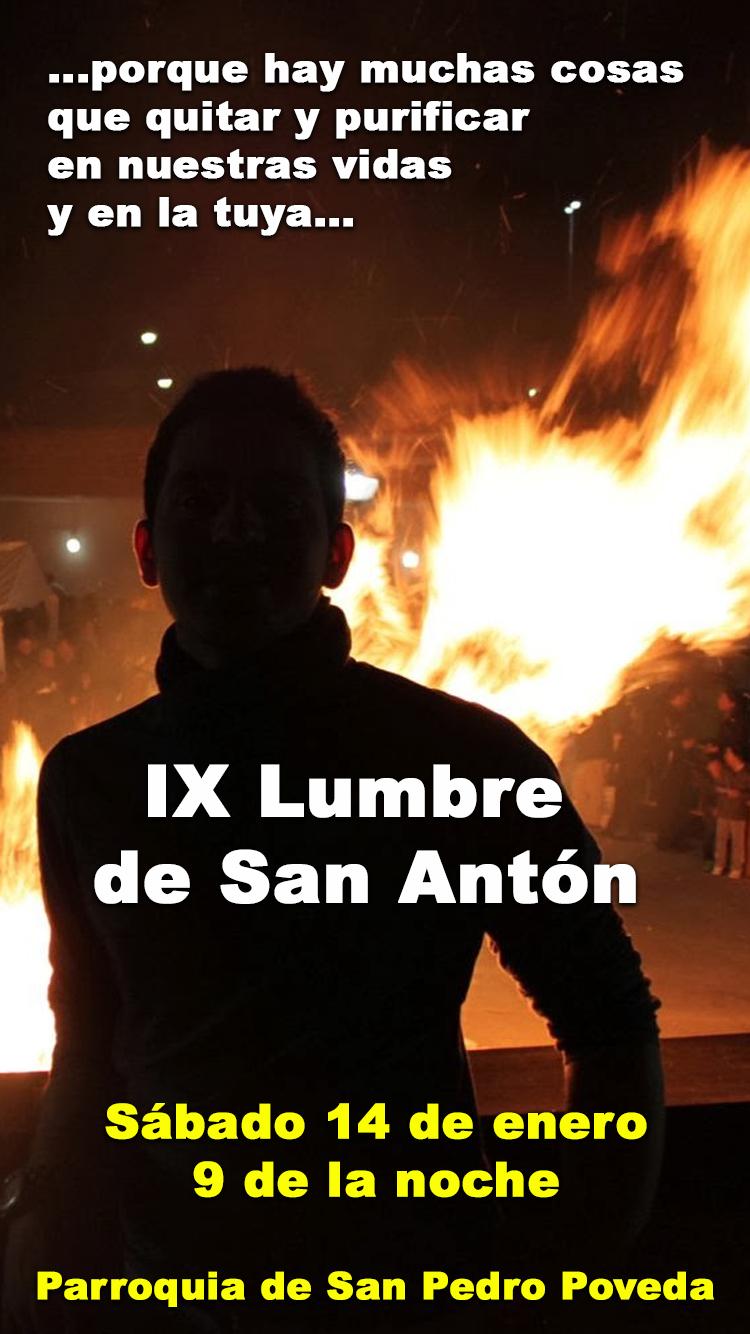 IX Lumbre de San Antón