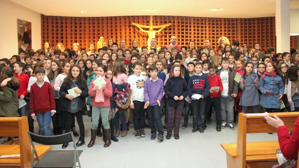 Celebración de la Entrega del Credo