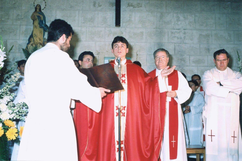 25 Aniversario de la ordenación sacerdotal del Párroco
