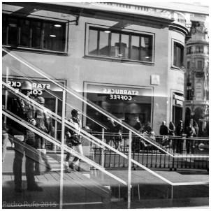 Ricoh Diacord L Rikenon 80mm f 3.5 Kodak Tri-X 400