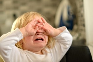 The benefits of your child's temper tantrums