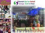 Infaq Pengembangan Rumah Tahfidz Qur'an Sehati (6)