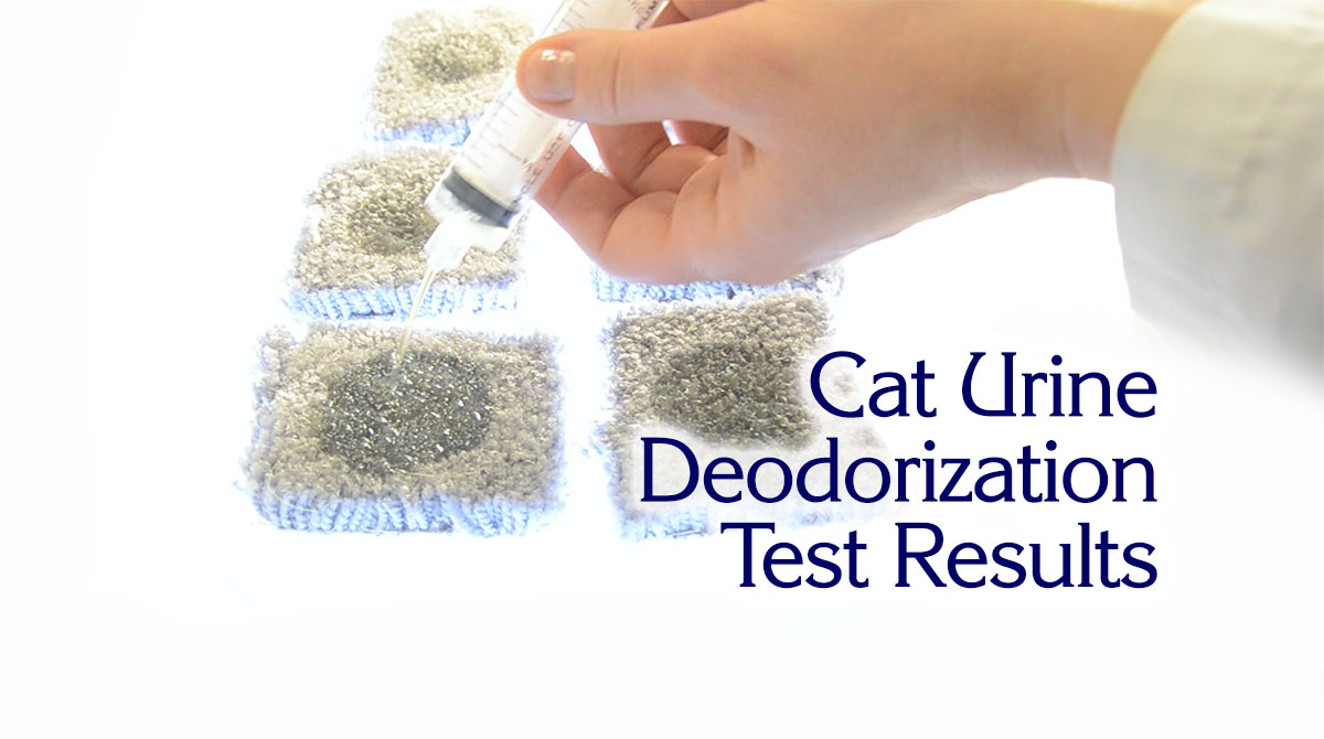 Test Results Which Cat Urine Remover Works Best Pee