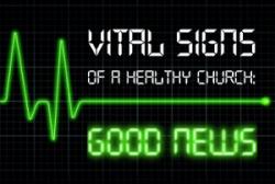Vital Signs: Good News!