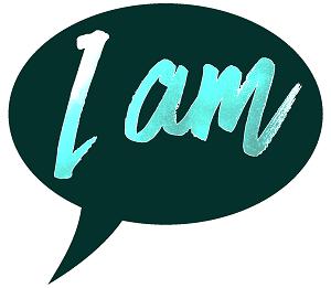 I Am series logo