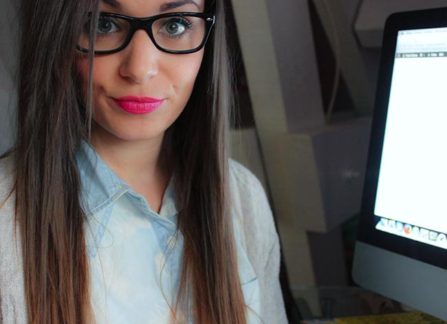 Maquillage avec des lunettes elegant comment se maquiller quand on porte des lunettes guest - Maquillage avec lunette ...