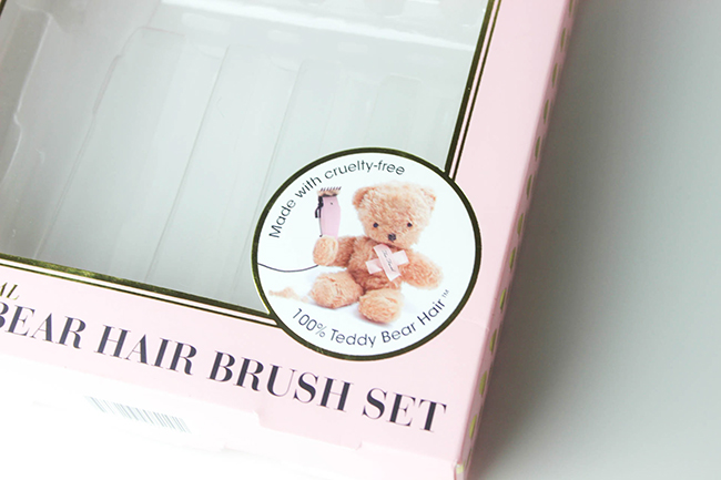 Absolute Essentials- Set de pinceaux TOO FACED-9