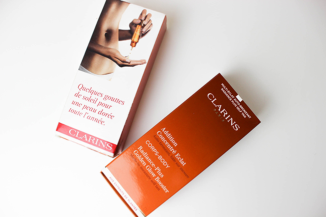 CLARINS Addition Concentré Eclat Corps-1