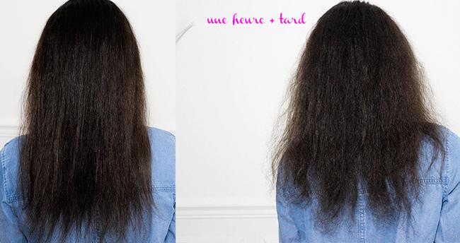 Dafni-brosse-lisser-cheveux-frises-avant-apres