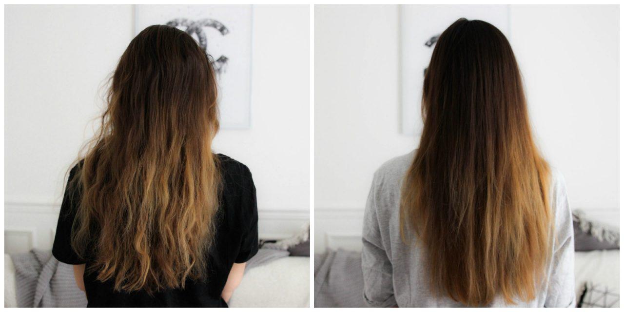 Pellicule cheveux apres keratine