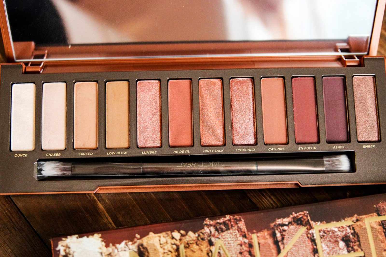 Palette Naked HeaUrban Decay_15