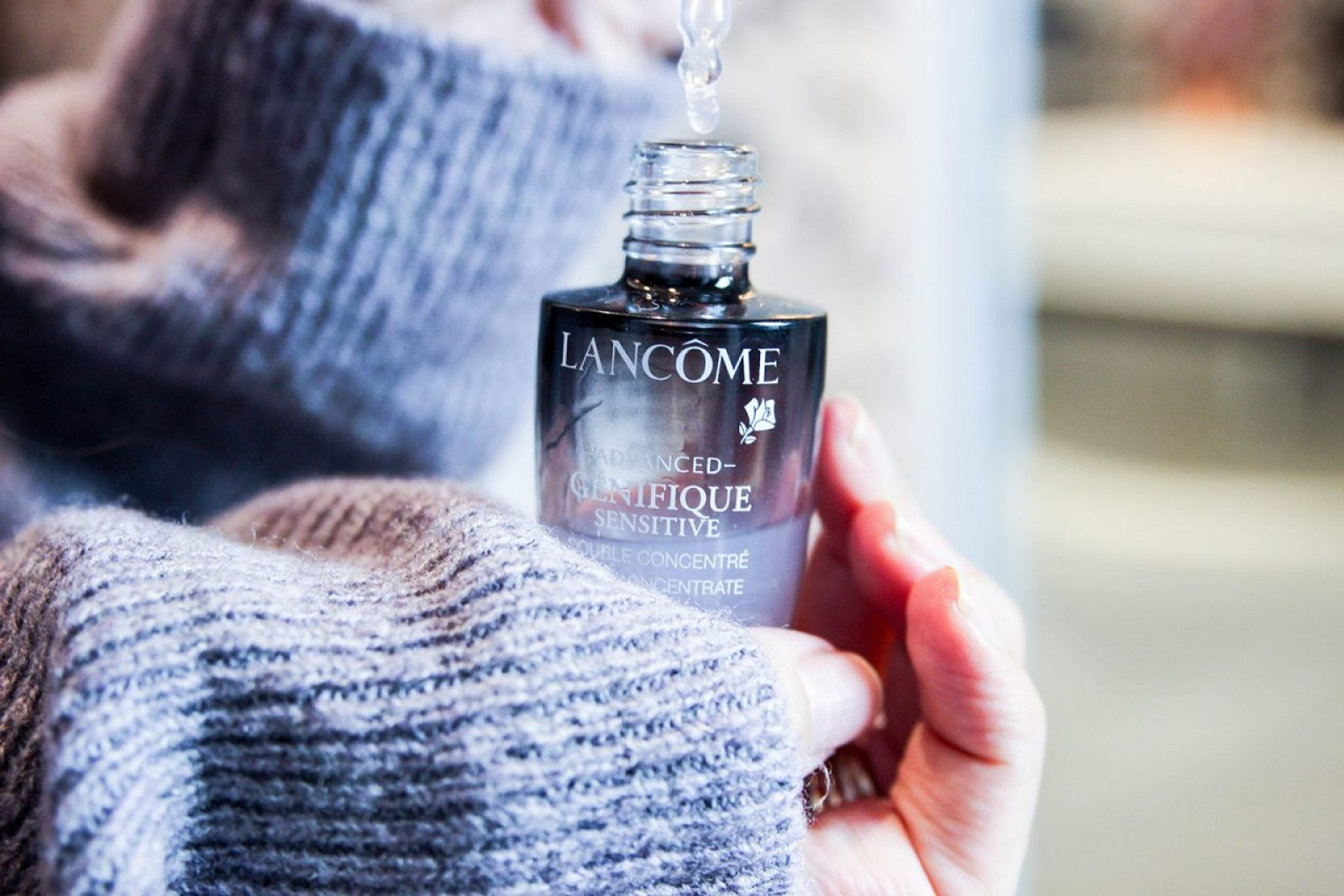 lancome-Serum-Genifique Sensitive-5