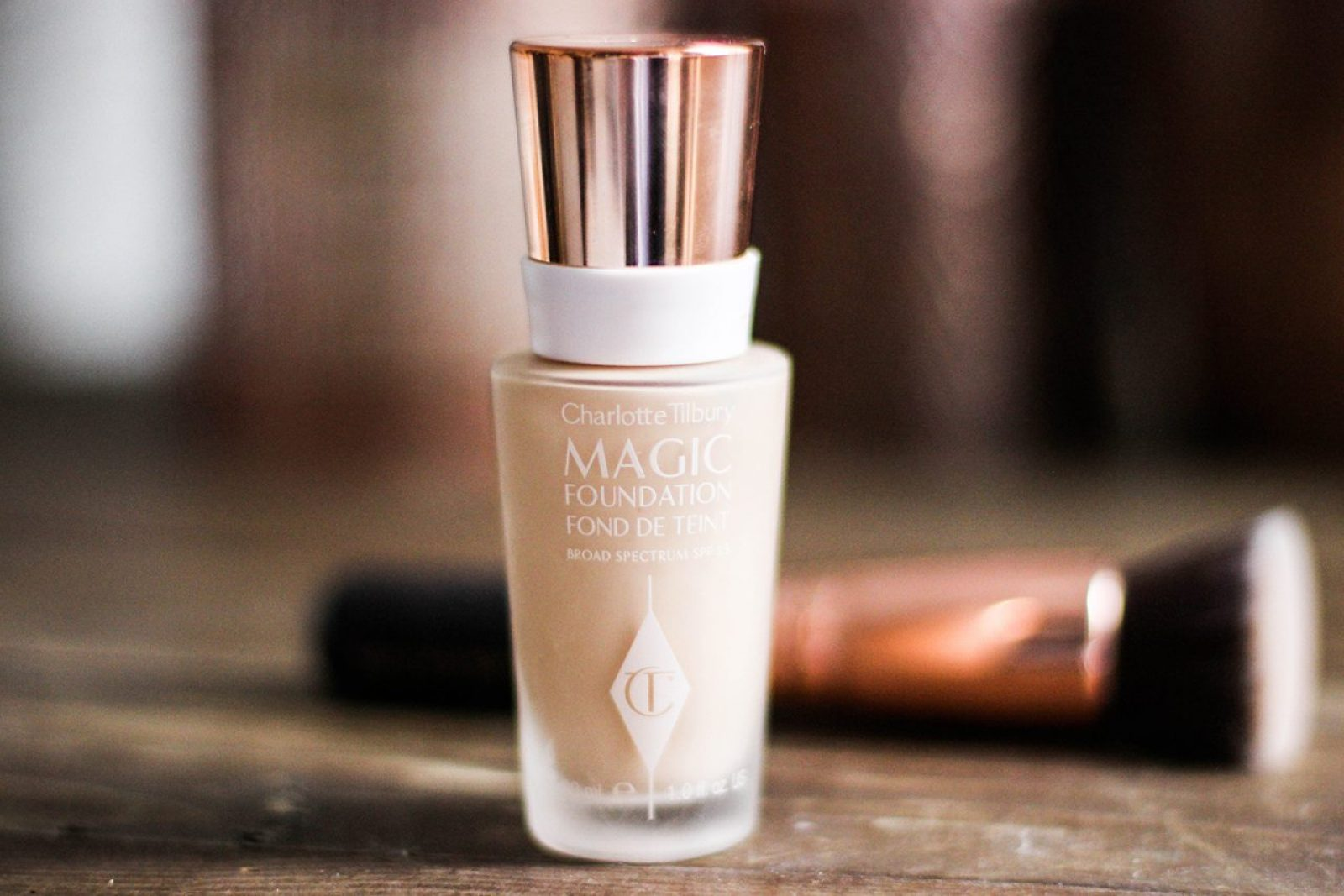 Charlotte Tilbury Magic Foundation Fond de Teint-20