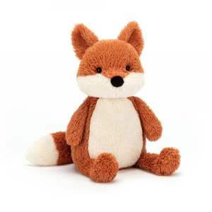 Jellycat Peanut Fox