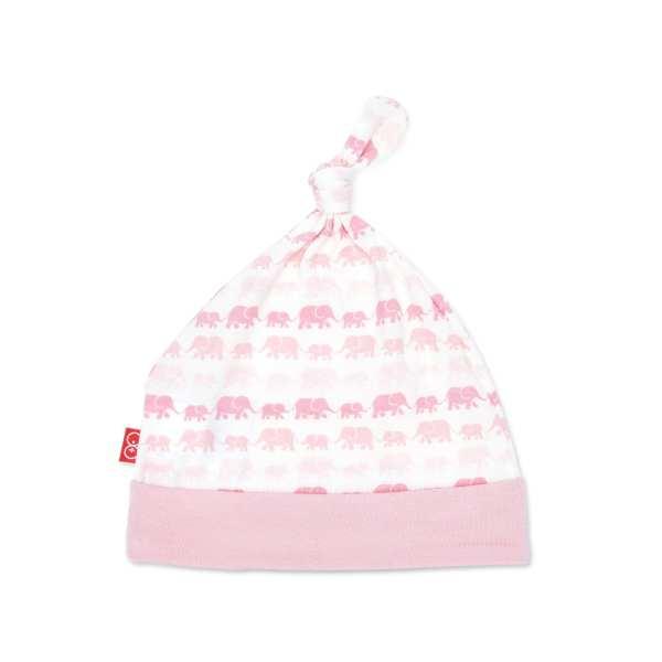 Magnetic Me Pink Dancing Elephants Hat