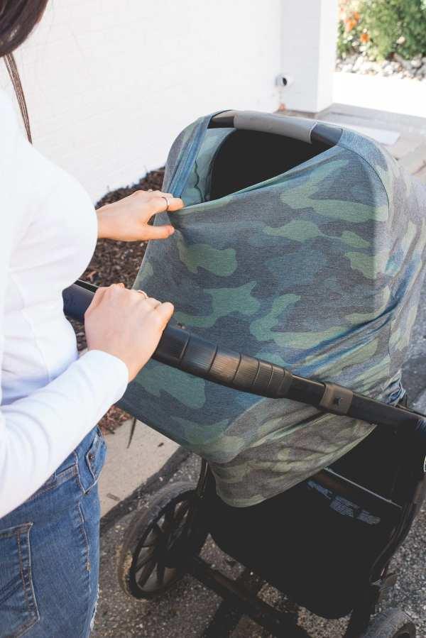 Copper Pearl Hunter Multi-Use Cover