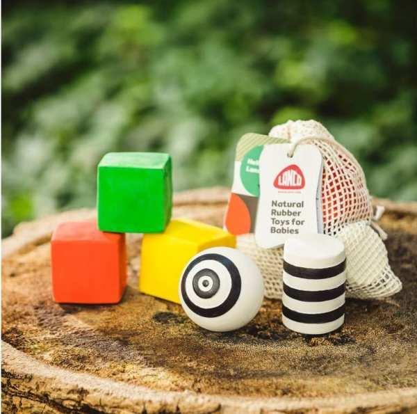 Lanco Astronomía Set Geometrical Shapes Developmental Toy