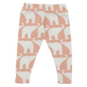 Milkbarn Leggings Rose Elephant