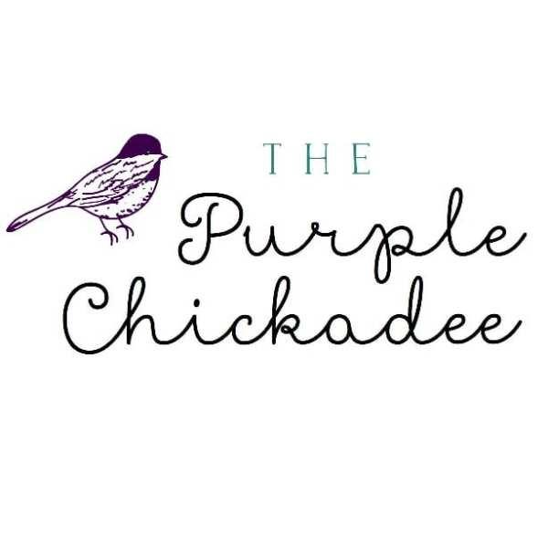 Purple Chickadee Logo