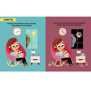 A Baby's Guide to Surviving Mom Book