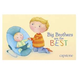 Big Brothers Are the Best Book
