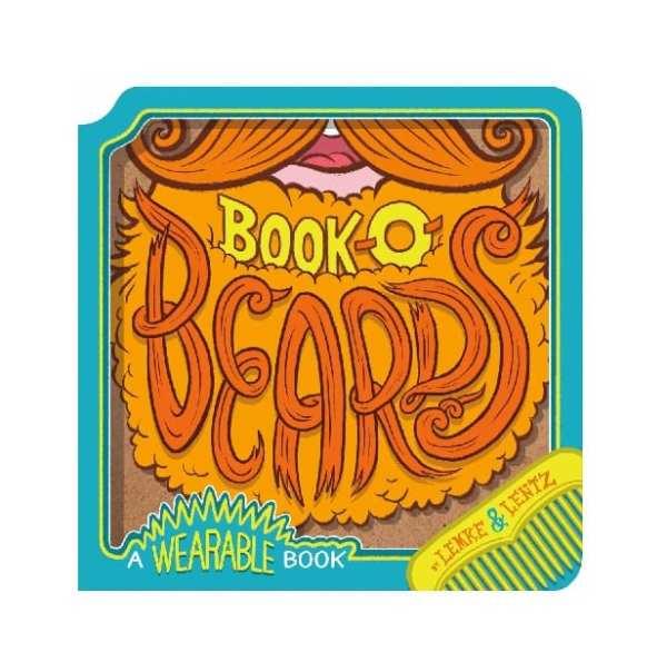 Book-O-Beards Board Book