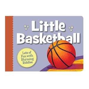 Little Basketball Board Book