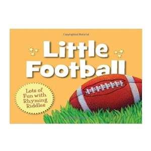 Little Football Board Book