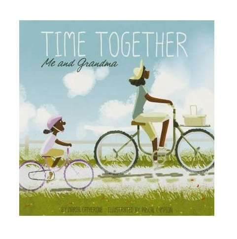 Time Together Me and Grandma