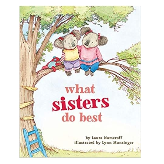 What Sisters Do Best Book