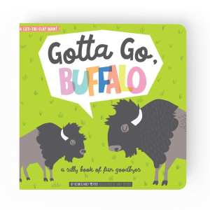 Lucy Darling Gotta Go Buffalo Book