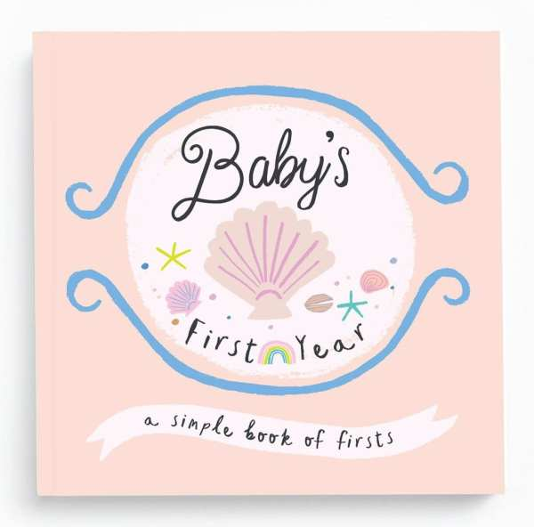 Lucy Darling Little Beach Babe Memory Baby Book