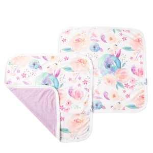 Copper Pearl Bloom Security Blanket Set