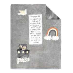 Demdaco Noah's Ark Blanket