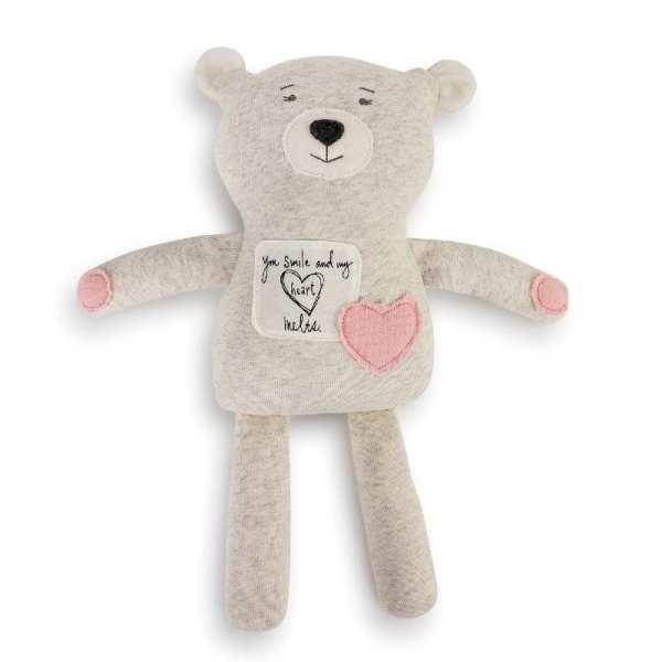 Demdaco Poetic Threads Bear - Girl