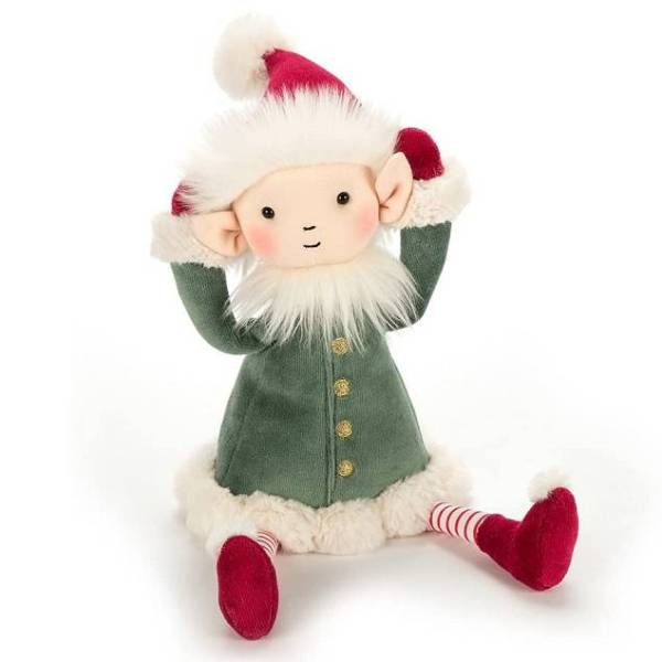 Jellycat Leffy Elf - Medium