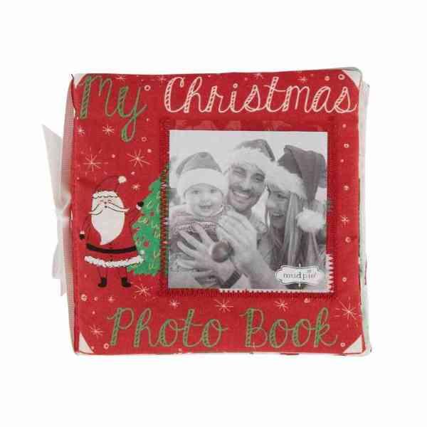 Mud Pie My Christmas Photo Book