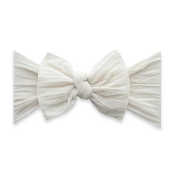 Baby Bling Classic Knot - Oatmeal