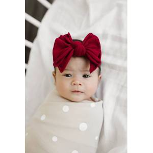 Baby Bling Fab-Bow-Lous SKINNY - Ruby