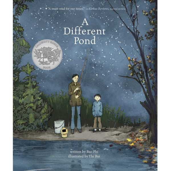 A Different Pond Book