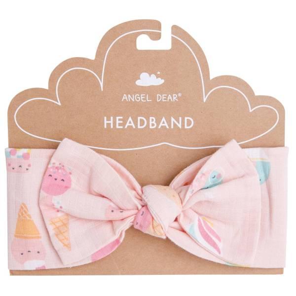 Angel Dear Ice Cream Pink Headband