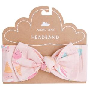 Angel Dear Ice Cream Pink Headband