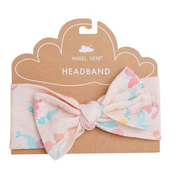 Angel Dear Pink Mermaids Headband
