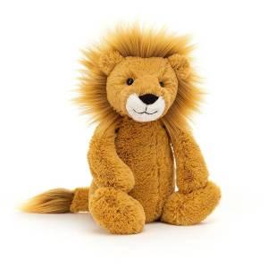Jellycat Bashful Lion - Small