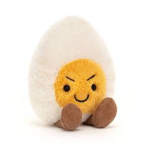 Jellycat Boiled Egg Mischievous - Small
